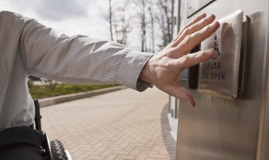 Handicap Door Operators in Baltimore, MD, Washington, DC & Northern Virginia