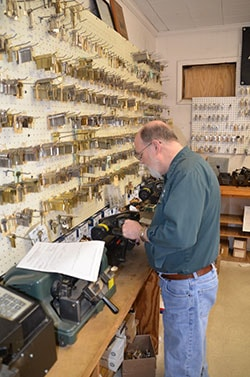 Baltimore Lock & Hardware Locksmith Key Duplication